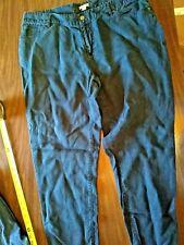 Women's Blue Jeans Soft Fabric J Jill Size 16 Petite