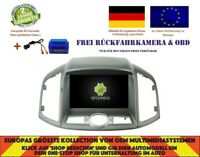 AUTORADIO DVD NAVI ANDROID 10.0 DAB CARPLAY WIFI CHEVROLET CAPTIVA 12-13 RD5732