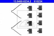 Zubehörsatz, Scheibenbremsbelag für Bremsanlage Hinterachse ATE 13.0460-0234.2