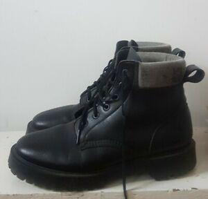VEGETARIAN SHOES Airseal Ranger Men's Size 7 Ankle Boots Vegan Doc Martins DM's