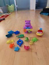 Baby Wasserspielzeug Badespielzeug Spielsachen Badewanne Spritztiere Ente Boote