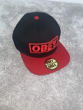 Obey Snapback Men's Hat