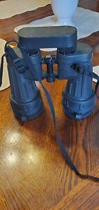 FUJI Fujinon 7x50 binoculars military Armored rubber coated 7° 30' Made in USA