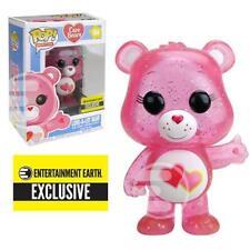 Care Bears love-A-Lot Bear Glitter Exclusive Pop! Vinyl Figure - New in stock