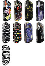 Design Protector Faceplate Hard Cover Case for LG Neon GT365 / Etna / TE365