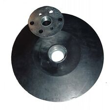 Rubber Sanding disc Backing Pad 180mm  ..(Made in Germany)