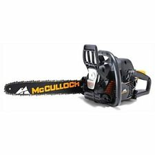 "McCulloch Cs400t 16"" 40cc Petrol Chainsaw Once"