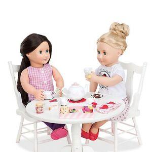 Our Generation - Tee Set für 2 Puppen