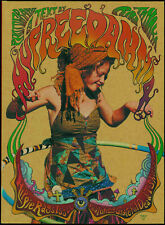 *My Freedamn! 4*  old Grateful Dead T-Shirts Hippie Fashions East West Leathers