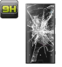 2x 9H Tempered Glass For sony Xperia XZ1 Tank Film Protection Display HD Clear