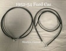1952 1953 Ford Car Heater Vent Cable KIT