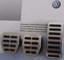 VW Golf 4 Polo 6N2 9N 9N3 6Q 6R Lupo original Pedalset Pedale Pedalkappen MK4