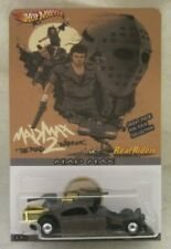 Hot Wheels CUSTOM ARISTO RAT - Mad Max-2 Real Riders Limited Edition!