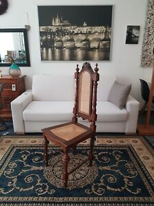 Original Michael Thonet chair number 1920 with string seat