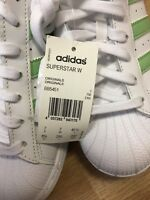 Adidas Originals Superstar BB5451 Women's Supgrn White Green Authentic Rare