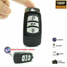 32G Convenient HD 1080P SPY Hidden car keyChain Camera Audio Recording Camcorder