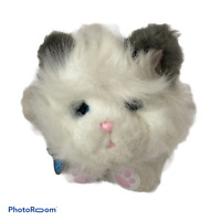 🍊 Little Live Pets Cuddles My Dream Kitten Plush Toy White Cat Kitten C6
