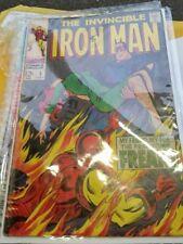 Iron Man 1st Edition Comic Books in English