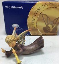 Nib Goebel Hummel Nativity Flying Angel Ornament Figurine Hum 366