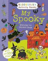 Spooky Activity and Sticker Book NEW with 200+ Stickers