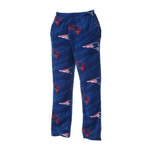 New England Patriots Grand Stand Fleece Lounge Pants
