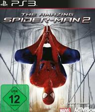 PLAYSTATION 3 THE AMAZING SPIDER MAN 2 SPIDERMAN come nuovo