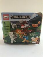 Lego Minecraft The Taiga Adventure Set #21162 in Unopened Box, Unused Condition