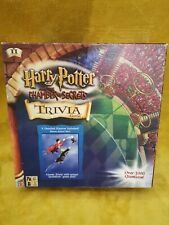 2002 Mattel Harry Potter Chamber Of Secrets Trivia Game Complete Good Condition