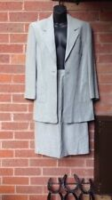 Ladies Suit,Skirt & Jacket.Size UK 10. Woven Herringbone~ JAEGER~ Worn Once