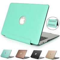 PU Leather Conjoined Case Cover For Macbook Laptop Air Pro Retina 11 13 15 12''