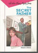 The Secret Father The Wren House Mystery Series by Hilda Stahl (1992, Paperback)