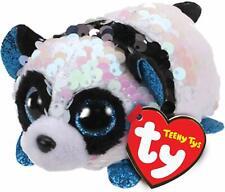 Ty Beanie Flippable Bamboo Panda 15cm Plush Soft Toy