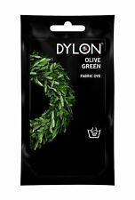 Dylon 50g Olive Green Hand Dye