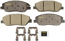 Disc Brake Pad Set Front Monroe CX1202