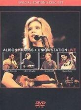 Alison Krauss and Union Station Live DVD 2002 Region 2