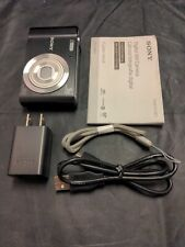 Sony Cyber-shot 20.1 MP Digital Camera - Black.
