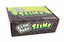 Glow In The Dark Slime Pack Of 12 Assorted Colours / Party Gifts / Birthday Bag