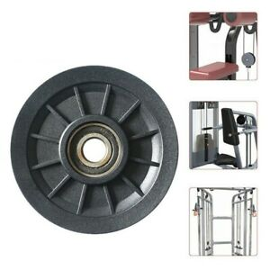 Fitness Pulley Wheel 22.5mm Accessories Bearing Equipment Training Practical