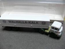 WIKING 048801 H0 LKW Krupp 806 Pritschenlastzug Walhalla Kalk