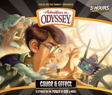 Adventures in Odyssey: Cause and Effect 52 by AIO Team (2010, CD)