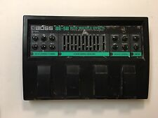 Boss BE-5B Bass Multi Effects Processor Rare Vintage Guitar Pedal MIJ Japan