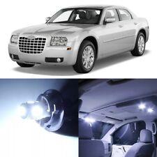14 x Xenon White Interior LED Lights Package For 2005 - 2010 Chrysler 300 +TOOL