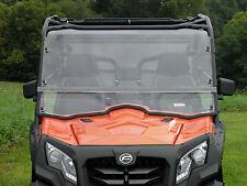 CF Moto UForce 500/800 Full Cab Enclosure with a Premium Lexan Windshield