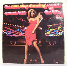 """33T James LAST Disque LP 12"""" NON STOP DANCING SOUND OF THE 80'S POLYDOR 2371991"""