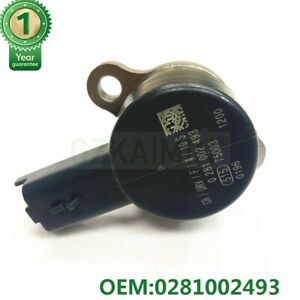 For Citroen For Peugeot 2.0 HDi OEM 0281002493 Common Rail Fuel Pump Pressure