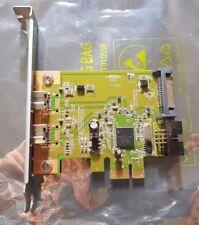 IEEE 1394 C Firewire 800 Mbps x1 PCIe HP HI348 491886-002 632487-001