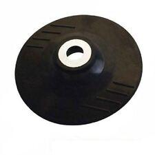 "Silverline Rubber Backing Pad for Sanding Disc 115mm 4 1/2"" M14 Angle Grinder"