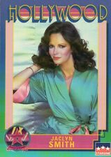 Jaclyn Smith, Actress, Hollywood Star, Walk of Fame Trading Card -- NOT Postcard