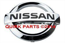 Nissan Pathfinder Frontier Xterra   Front Chrome Grille Emblem OEM NEW Genuine