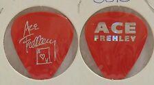 KISS - ACE FREHLEY SOLO TOUR CONCERT TOUR GUITAR PICK